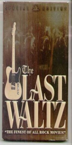 Martin Scorsese's doc of the 1976 final performance of The Band - guest stars Muddy Waters, Van Morrison, Bob Dylan, Emmylou Harris and The Staple Singers