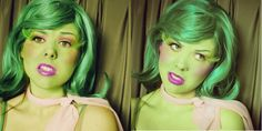 Disgust Cosplay Inside Out