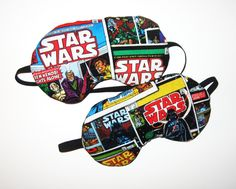 Set of 2 - Vadar and Ben #Kenobi Star Wars #Sleep Masks   - Comes as #Shown - Han,  View more on the LINK: 	http://www.zeppy.io/product/gb/3/97515123/