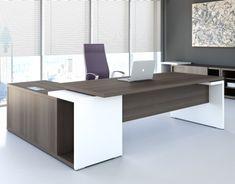 modern adjustable height desk