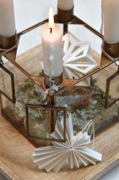 Adventní box se svícny | Bella Rose