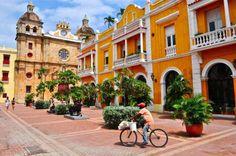 Travel & Adventures: Colombia. A voyage to Colombia, South America - Bogotá, Medellín, Cartagena, Cali...