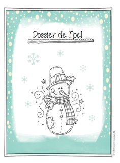 Fashionhome - home French Christmas, Noel Christmas, Little Christmas, Winter Christmas, Christmas Crafts, Christmas Activities, Christmas Printables, Activities For Kids, Kids Daycare