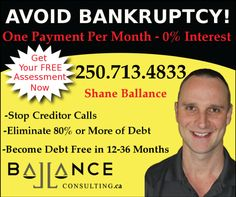 Let us help you get out of debt Get Out Of Debt, Free In, Debt Free, Vancouver Island, Coupons, Canada, Let It Be, Coupon