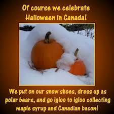 Only In Canada ~ Eh !