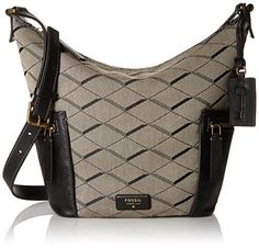 Fossil Emerson Small Hobo Bag - List Price: $198.00 Sale Price: $151.54