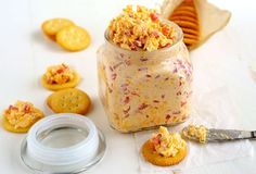 Homemade Pimento Cheese and RITZ Crackers – a match made in heaven!