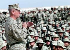 I Served With James Mattis. Here's What I Learned From Him To Marines, Gen. James Mattis is the finest of our tribal elders. The rest of the world, very soon, will know how truly gifted he is. 7 Marine, Marine General, Major General, Us Marine Corps, Mad Dog Mattis Quotes, General James Mattis, Jim Mattis, Famous Marines, Camp Pendleton