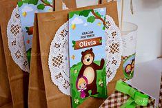 Imprimibles de Masha y el Oso 1st Birthday Parties, 2nd Birthday, Happy Birthday, Masha And The Bear, Ezio, Tableware, Maya, Cricut, Party Ideas