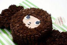 Cheburashka cake