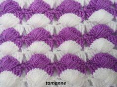 Learn Making A Lovely Flowers Blanket Crochet Crochet Girls Dress Pattern, Crochet Blanket Patterns, Baby Knitting Patterns, Crochet Shawl, Crochet Stitches, Knit Crochet, Knitting Videos, Crochet Videos, Crochet Crocodile Stitch