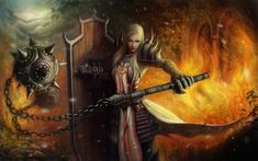 Crusader Diablo 3 Reaper of Souls by DianaKeehl on deviantART