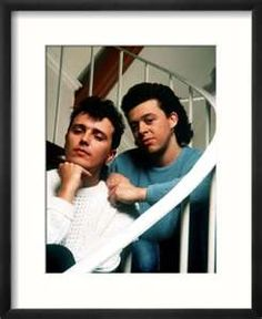 Roland Orzabal and Curt Smith - Tears for Fears