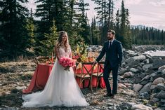 Sara is an Edmonton and beyond wedding and engagement photographer for the free-spirited lovers that are looking to document lifes most important moments. Planner Decorating, Rose Photography, How To Show Love, Stunning Dresses, Best Couple, Bouquet, Mountain, The Incredibles, Weddings