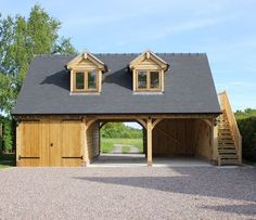 Garages & Outbuildings Radnor Oak