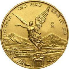 BU 2015 1//4 oz Mexico Silver Libertad Coin