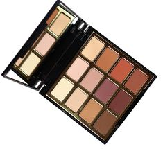 Milani Most Loved Mattes Eyeshadow Palette Review