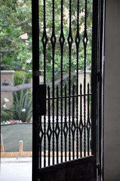 Beautiful Spanish ironwork