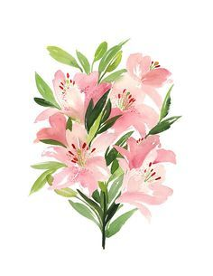 Image result for flower paint