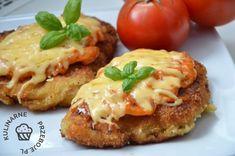 Kotlet po kowalsku - KulinarnePrzeboje.pl Baked Potato, Pork, Food And Drink, Potatoes, Baking, Ethnic Recipes, Kitchens, Diet, Polish Recipes