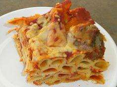 Meatball Pasta Bake | Dinner at 7