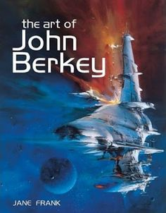 John Berkey art book