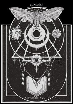 Illustration / Fine occult art forged by Adrian Baxter. Occult Art, Occult Tattoo, Mystique, Sacred Geometry, Geometry Art, Dark Art, Magick, Witchcraft, Illustration Art