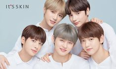 TXT have been chosen as global brand models for Korean beauty conglomerate It'S HANBUL's cosmeceutical brand It'S SKIN, the company announced… K Pop, Dramas, The Dream, K Beauty, Models, Korean Skincare, Korean Beauty, K Idols, Pop Group