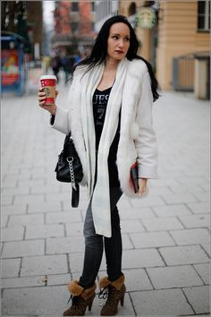 Mode Blog – Neuer Fashion Streetstyle – Comfortable Shopping