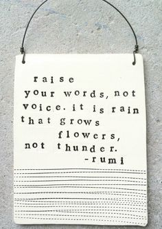 Not mind the words. I would do something like that with a different quote of this one. Rumi Quotes, Quotable Quotes, Words Quotes, Life Quotes, Inspirational Quotes, Sayings, Quotes Quotes, Yoga Quotes, The Words