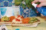 Buongiorno  la collaborazione con #Aquasalis mi ha fatto pensare a ricette sfiziose e fresche, come questa di oggi: le #bruschetteestiveconcaroteezucchineaspirale. La trovate  su #smodatamente nella mia rubrica #golosamente <3 http://www.smodatamente.it/ricetta-bruschette-estive-carote-zucchine-spirale/