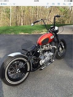 Bobber Motorcycle - Search for Bikes