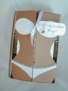 bikini bachelorette invitations