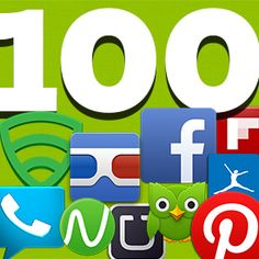 The 100 Best Android Apps of 2013 Navigate the galaxy of apps in Google Play with this handy, carefully selected list of the 100 best Android apps.