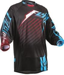 FLY RACING KINETIC INVERSION RS RACE JERSEY. Visit www.brinsonpowersports.com for more information.
