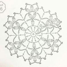 Crochet Stone, Crochet Crown, Crochet Snowflake Pattern, Crochet Doily Diagram, Crochet Snowflakes, Crochet Doily Patterns, Freeform Crochet, Crochet Chart, Filet Crochet