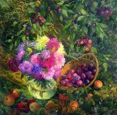 Vladimir Zhdanov, 1959   Siberian landscape painter   Tutt'Art@   Pittura * Scultura * Poesia * Musica  