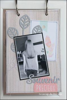 Histoire de cheveux!   MANOUSCRAP Mini Albums, Project Life, Polaroid Film, Projects, Scrapbooking, Crafts, Craft Ideas, Image, Ikea Frames