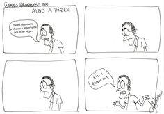 ALGO A DIZER