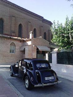 www.cochebodamadrid.com , en una boda en Alcalá de Henares