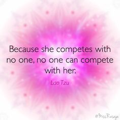 """""""I am not interested in competition. I hope we all make it."""" ✨✨ #inspiration"""