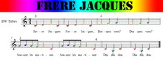 A nice simple melody for beginning boomwhacker. View Frere Jacques in PDF form or click the photo below to view the full size image. Name: Frere Jacques Difficulty Level: Easy Sets Requir…