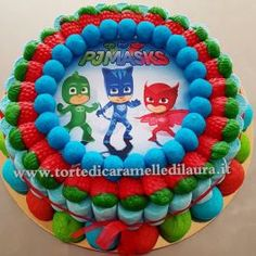 Torta Pj Mask, 2nd Birthday Cake Boy, Festa Pj Masks, Mask Party, Cakes For Boys, New Years Eve Party, Party Favors, Decoration, Star Wars Party