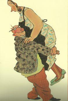 Wolf Erlbruch, nacido en 1949 en Wuppertal, Alemania es un ilustrador y escritor de libros infantiles. Combina varias técnicas para el tr...