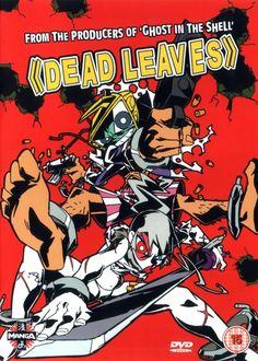 dead leaves anime | Tumblr