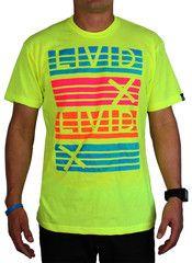 Party Tee (Neon Yellow) | LIVID