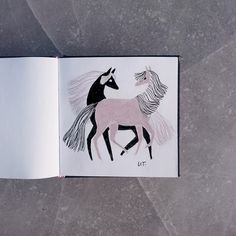 Ulla Thynell illustration / sketchbook