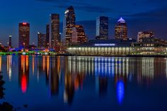 Tampa - City in Florida - Sightseeing and Landmarks - Thousand Wonders