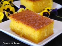 Prajitura Reveni Sweets Recipes, Cake Recipes, Cooking Recipes, Chocolates, Delicious Deserts, Romanian Food, Greek Recipes, Soul Food, Summer Recipes