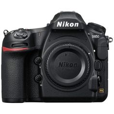 Free Shipping. Buy Nikon D850 45.7MP Full-Frame FX-Format Digital SLR Camera - Black (Body Only) at Walmart.com